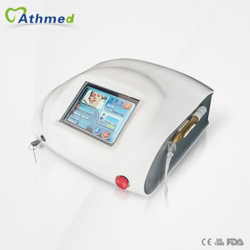 Professional Portable red blood 980nm diode laser spider vein therapy