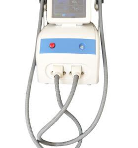 2in1 мощный портативный лазер ipl shr / машина удаления волос ipl / ipl opt shr для ухода за волосами и кожей