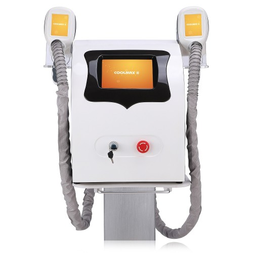 Portable double head frozen weight loss to reduce waist size high quality slimming machine