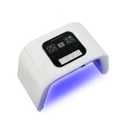4 Color Photodynamic Lamp PDT LED Light Therapy Beauty Machine Acne Wrinkle Remove Skin Rejuvenation