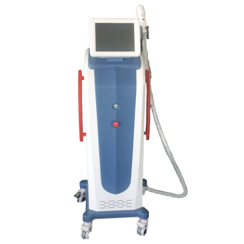 What is fiber coupled diode laser hair removal machine?