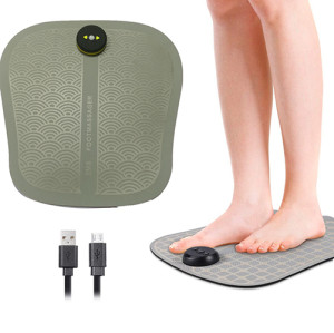 Portable mini Foot massager for outdoor sports massager