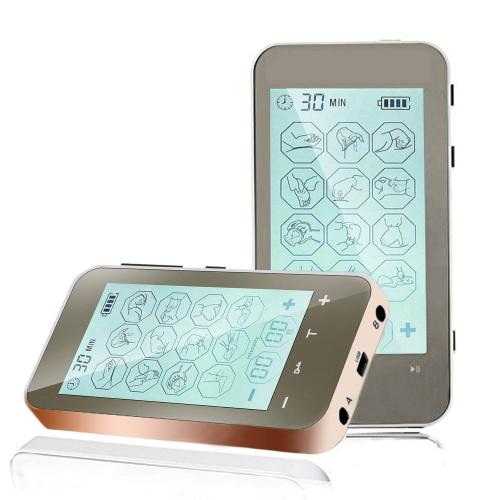 Portable mini Electronic pulse meridian physiotherapy instrument