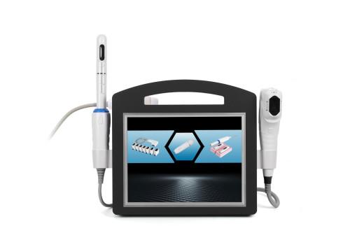 Portable 4 In 1 Hifu 4d Face Lift  Hifu Skin Tightening Beauty Machine