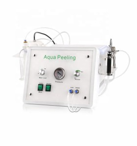 Professional Portable  Korea3 In 1 Hydra Peel Facial Dermabrasion Machine