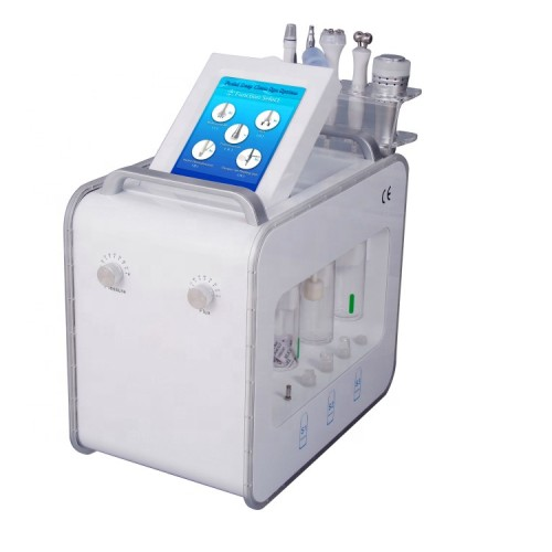 Professional Portable  5 in 1 portable water dermabrasion