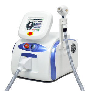 Professional portable 808nm diode laser hair removal machine