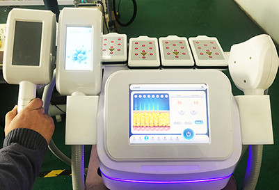 Cryolipolysis device