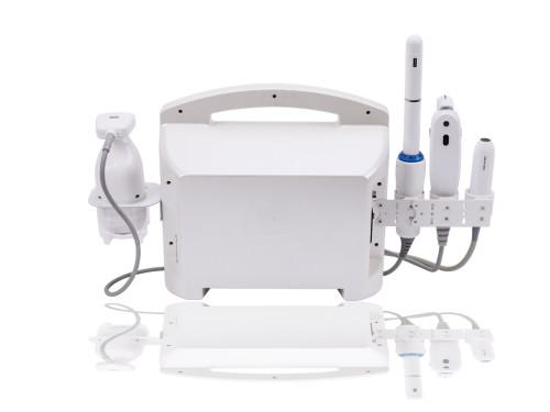 Portable 5 In 1 Hifu Radar Carving + 4D multi-row+Liposonic+Vaginal tightness +Detection