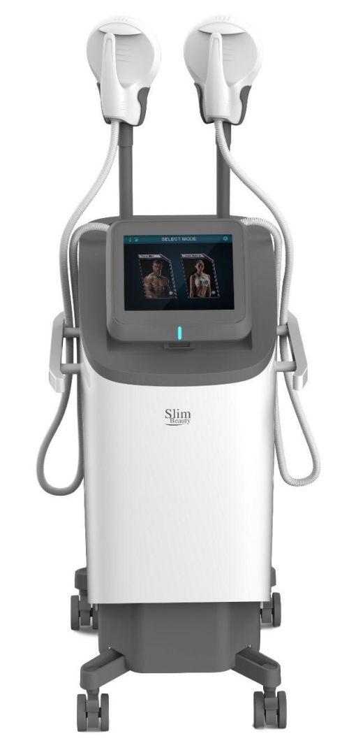 Magnetic slimming machine