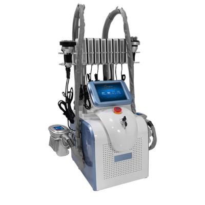 360 окружающих многофункциональный криолиполиз лазер 40 к кавитации тела для похудения лица РФ красоты машина для использования в салоне