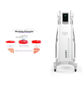 HIEMT body slimming Increase muscle Reduce fat weight loss machine