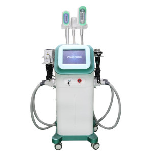 3 cryo handles 360 Cryo RF Cavitation Slimming Machine