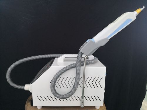 1064 755 532 honeycomb laser hair removal tattoo removal machine