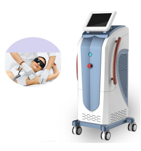 Factory Direct Supply 755nm/808nm/1064nm Laser Hair Removal Machine