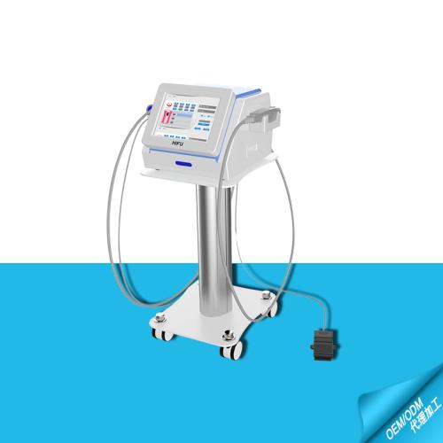Professional Portable hifu facial ultrasonic body slim machine/face and vaginal tightening