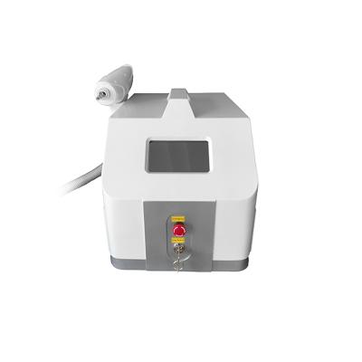Портативный Q Switch ND YAG лазер для удаления татуировки