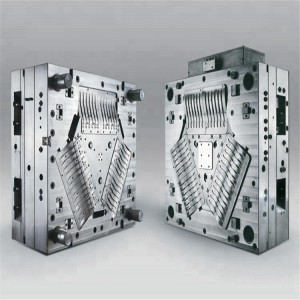 custom cheap plastic part stainless steel mould Plastic Injection Mould