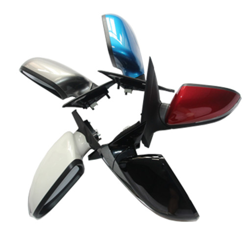 Car Rearview Mirror Hood Shell C Injection Molding Plastic Parts Auto Automotive Parts