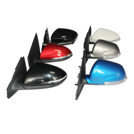 Automotive Auto Parts Rearview Mirror Shell/Frame/Hood Injection Molding Plastic Parts