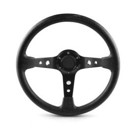 Injection Molding Steering Wheel Automotive Plastic Components Factory