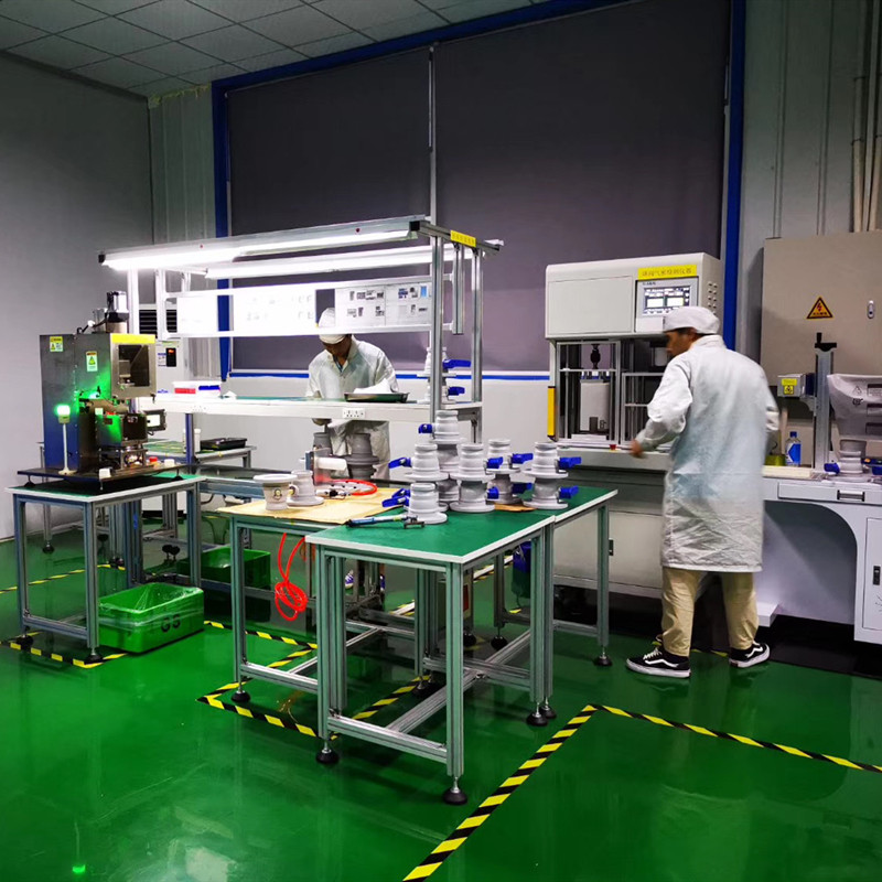plastic parts factory