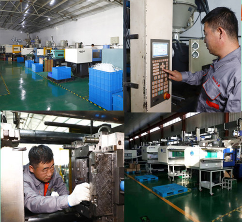 Auto parts electronical component rc helicopter plastic injection molding parts supplier