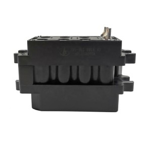 PC/PP/ABS electronic component auto parts plastic injection molding parts factory