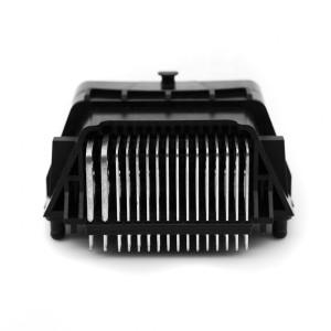 Customized plastic parts electronic component auto parts injection molding part