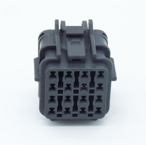 Pin connector Electronic cable parts plastic mould factory