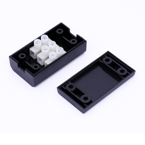 Electronics distribution box components plastic mould factory