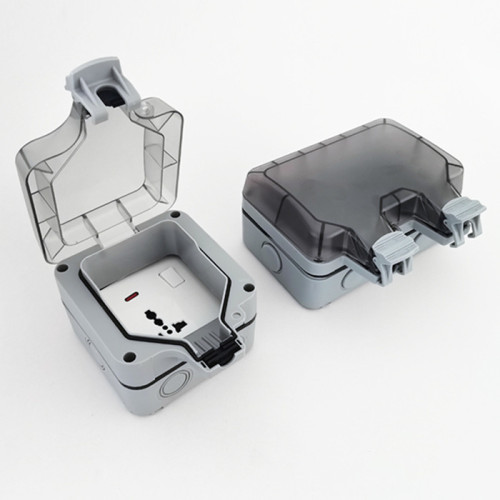 Electronic switch box component plastic mould company