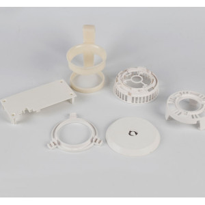 Electronics plastic parts switch box components plastic mould