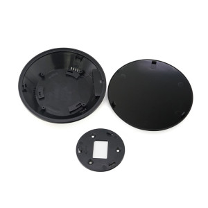 Electronics Plastic Parts wireless wifi router  injection moulded plastic