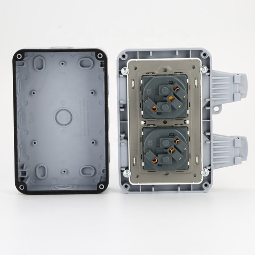 OEM electronic enclosure plastic injection mould parts