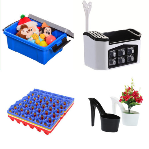 Household Items Storage Box Plastic Injection Molding OEM Company