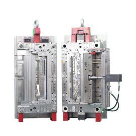 Plastic storage box buckle OEM plastic injection mould