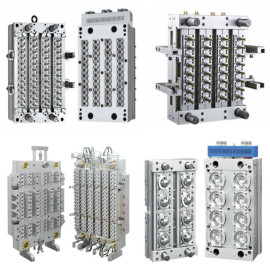 Customized mold design plastic injection molding company