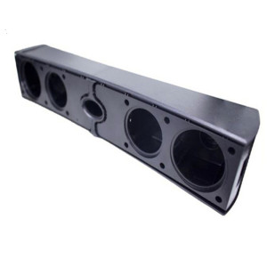 Injection Molding Parts Bluetooth Speaker Encloure plastic injection molding parts