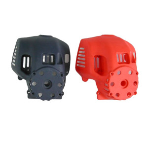 OEM wear-resisting plastic products plastic injection moulding