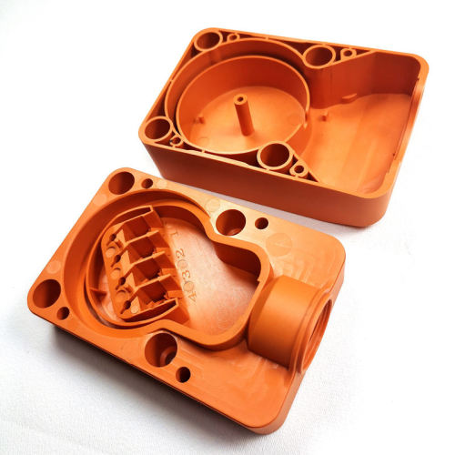 OEM Injection Molding Parts Plastic fitting moulds factory