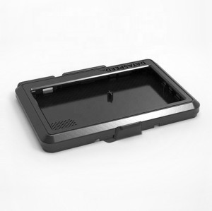 Consumer Electronics Part Enclosures Plastic Electronic Case