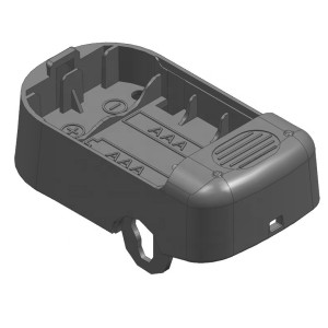 Electronical component Injection Molding Plastic Electronic Plug