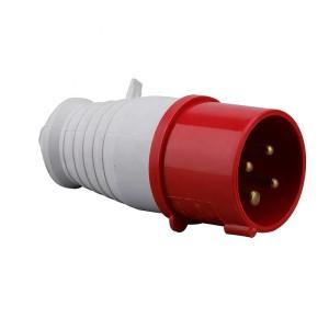 China Injection Molding Plastic Electronic Plug Company