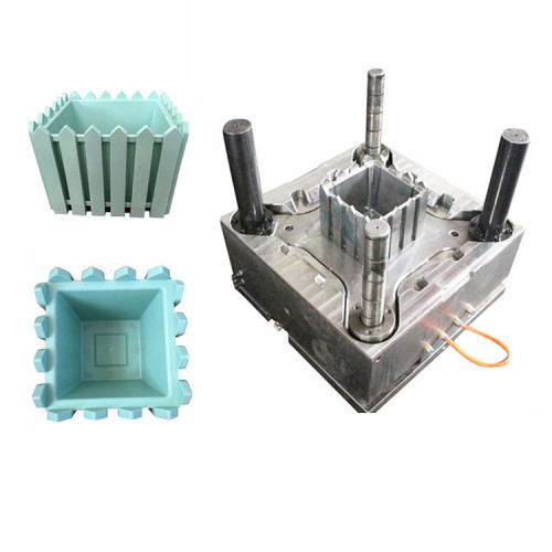 Plastic Injection Molding Factory Plastic Box Mould