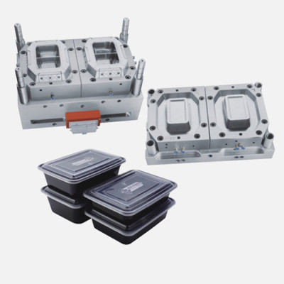 Customized Service Injection Molding OEM Plastic Box Mould