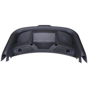 motorcycle /truck spare parts/ front bumper/mudguard plastic auto parts