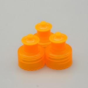 PVC screw cap design injection mould design plastic cap manufacturer