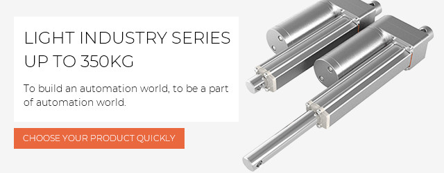 linear actuator, lifting column and control solutions