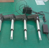 Multiple linear actuator can be controlled synchronously or individually